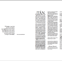 Diseño Doble Pagina. A Design project by Juan Ocio         - 05.10.2010