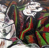 ÓLEOS. A  project by Luis Miguel Sánchez Paredes         - 19.10.2010