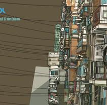 LE COOL - 2. A Illustration project by Eva Vázquez         - 24.10.2010