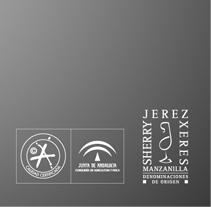 CRDDO Jerez: Campaña Cobranding. Un proyecto de Diseño y Publicidad de Pablo Caravaca - 28-10-2010