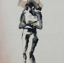 Tinta y experimentación. Un proyecto de Ilustración de Francisco Javier Gómez López - 07-11-2010