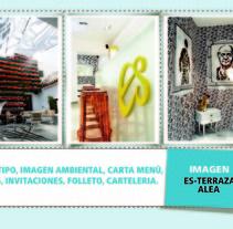 ES terraza. Un proyecto de Diseño e Instalaciones de Manuel Mateo Torés - 11-11-2010