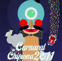 Carnaval de Chipiona 2011. Un proyecto de Diseño e Ilustración de Rodrigo García - Lunes, 15 de noviembre de 2010 19:42:01 +0100