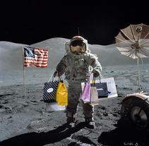 Bad Astronaut. Um projeto de Design, Ilustração e Fotografia de SoXimple         - 18.11.2010