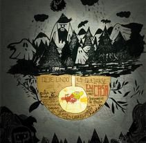 Agenda 2011. A Illustration project by Carolina Gonzalez Pini - 21-11-2010
