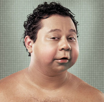 Baby face. A Advertising, and Photograph project by Javier Valle         - 23.11.2010