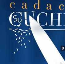 Cuchillos. Um projeto de Design e Publicidade de Óscar Labrador Atienza         - 01.12.2010