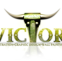Illustration and Walls. A Design, Illustration, Motion Graphics, and 3D project by Victor Herrero         - 02.12.2010