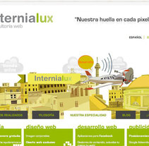 Internialux. A Design, Advertising, Software Development, and Photograph project by Francisco Bueno         - 15.12.2010