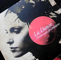 CD. La Dance. Um projeto de Design, Ilustração, Publicidade e Fotografia de Gende Estudio         - 20.12.2010