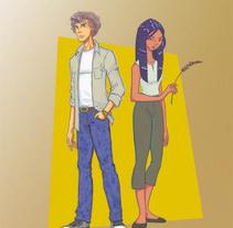 El Juego. Un proyecto de Ilustración de Juan Carlos Moreno - 27-12-2010