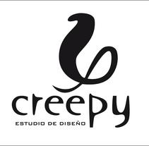 Creepy. Un proyecto de Diseño, Publicidad e Informática de Creepy Beatriz M. Soto         - 28.12.2010