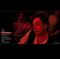 Ciria. A Design, IT, and Advertising project by César Candela - Dec 31 2010 12:20 AM