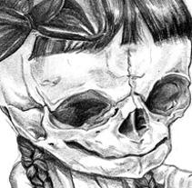 Sweet Death. Um projeto de Ilustração de Amédée  - 02-01-2011