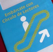 Círculo de Lectores. Un proyecto de Diseño y Publicidad de unomismito (Rafa Reig) - Jueves, 27 de enero de 2011 12:46:47 +0100