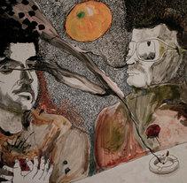 Sin Titulo. Um projeto de Ilustração de David  Alvarez Pardo - 29-01-2011