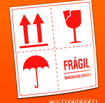 Frágil. A Design, and Advertising project by Juan Galavis - Feb 01 2011 07:08 PM