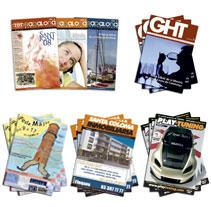 Maquetación Revistas. Un proyecto de Diseño de Manel S. F.         - 06.02.2011