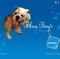 Blue Boys Dogs. Un proyecto de Diseño y Desarrollo de software de Patricia García Rodríguez         - 08.02.2011