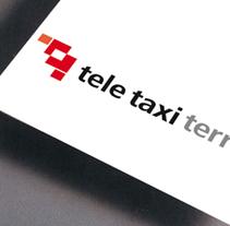 Tele Taxi Terrassa. A  project by Àngel Marginet         - 10.02.2011