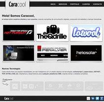 Nuevo Caracool.net. Un proyecto de Diseño, Desarrollo de software y UI / UX de Caracool  - Sábado, 12 de marzo de 2011 11:37:08 +0100