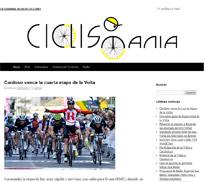Ciclismania. A  project by Marcos Muñiz García         - 05.04.2011