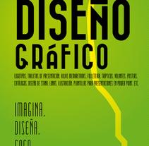 Promo. Un proyecto de Diseño de José Rivera         - 12.04.2011