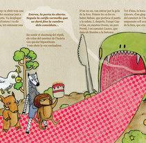 Un pastís per a Pepa Apetit. Un proyecto de Ilustración de Carol Rollo - 05-08-2011