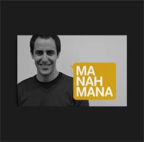 Manahmana. Un proyecto de Br, ing e Identidad y Diseño gráfico de La caja de tipos  - Lunes, 01 de marzo de 2010 00:00:00 +0100