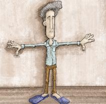 Model Sheets. Un proyecto de Ilustración y 3D de Paula Araújo Losas - Miércoles, 04 de mayo de 2011 14:13:50 +0200