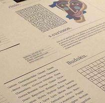 UNICO. Um projeto de Design e Ilustração de Áurea Nogués         - 08.05.2011