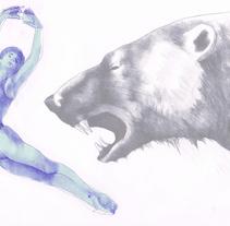 catálogo de publicaciones del CICUS 2009. Um projeto de Ilustração de paola villanueva         - 11.05.2011