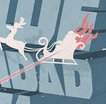 Kill Santa. A Design, and Photograph project by Rubén Martínez Pascual - May 13 2011 01:54 PM