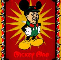 Mickey Mao. Um projeto de Design de Alfredo Valera Rotundo         - 13.05.2011