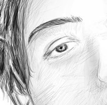 RETRATO 2. A Design, Illustration, and UI / UX project by Edgar         - 24.05.2011