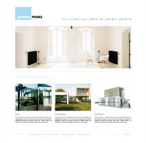 Arquipoio. Un proyecto de Diseño de Patricia García Rodríguez         - 24.05.2011