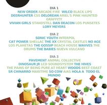 Publicidad Row (festival). Un proyecto de Publicidad de Elena Negrete Gil         - 10.07.2011