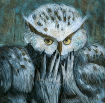 Personajes inquietantes. Un proyecto de Ilustración de Teresa Cobo         - 06.07.2011