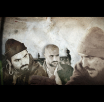 Pescadores. A Motion Graphics, Illustration, Film, Video, and TV project by Nacho Romero - Jul 08 2011 10:35 PM