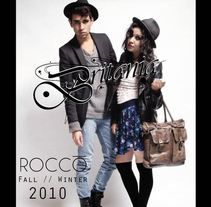 Britania - Roccó Clothing. Um projeto de Design, Publicidade e Fotografia de alec herdz         - 10.07.2011