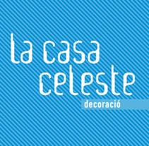 La Casa Celeste. Un proyecto de Diseño, Ilustración, Publicidad, Instalaciones y Fotografía de DUPLO Comunicació Gràfica         - 11.07.2011