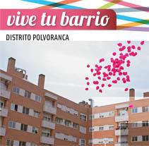 Vive tu barrio. A Design project by Inma Lázaro         - 20.07.2011