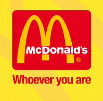 McDonald's // D&AD '11. A Advertising project by Andrea Aguilar Jiménez - 25-08-2011