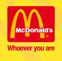 McDonald's // D&AD '11. A Advertising project by Andrea Aguilar Jiménez - Aug 25 2011 11:34 AM