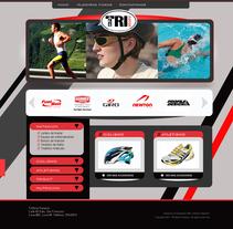 TriStore Panamá. Um projeto de Design, Ilustração, Publicidade, Desenvolvimento de software e Informática de Cesar Daniel Hernández         - 03.09.2011