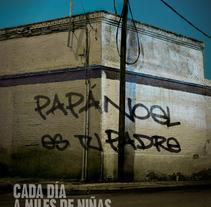 Esquina. A Advertising project by Carolina Rodríguez         - 12.09.2011