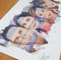 Ilustración. A Illustration project by María Garrido         - 27.06.2013