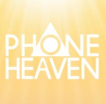 Propuesta. Phone Heaven. Um projeto de Ilustração de Jorge Calvo Gómez de Agüero - 20-10-2011