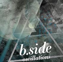 Portada EP B.side. Un proyecto de Diseño de dramaplastika - 26-10-2011