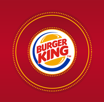 Burger King. A Advertising project by Andrea Aguilar Jiménez - 26-10-2011